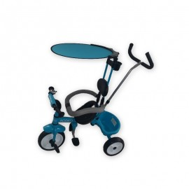 TRICYCLE AVEC CANNE DIRECTIONNELLE