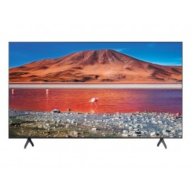 "LED SAMSUNG 50"" CRYSTAL UHD 4K SMART TU7000 SÉRIES 7,4 TICKS"