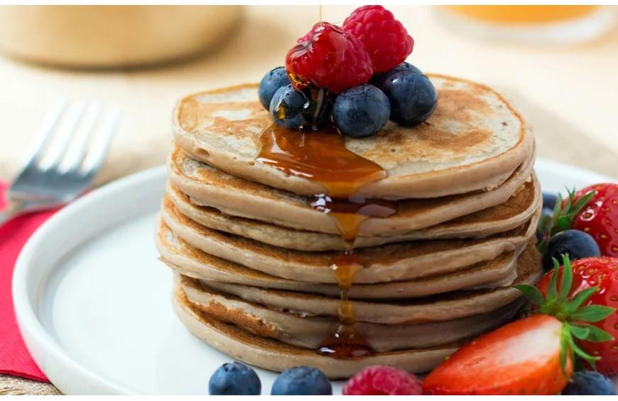Pancacke pour le petit déjeuner